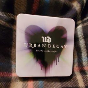 Special Edition Urban Decay Eyeshadow Compact